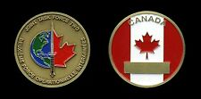 Challenge Coin - Canada Joint Task Force Two  JTF2 - Counterterrorism