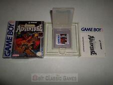 Castlevania Adventure COMPLETE BOX - Nintendo Gameboy 89ffw