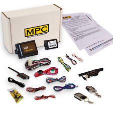 MPC Prewired Factory Remote Activated Remote Start Kit for 2011-2016 Ford F-350 Diesel Only Includes T-Harness