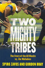 A Hundred Years of All Black and Wallaby Battles by Spiro FREE DELIVERY TO AUS