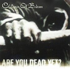 CHILDREN OF BODOM-ARE YOU DEAD YET?-ED CD NEW