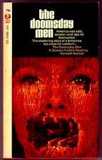 THE DOOMSDAY MEN (Kenneth Bulmer/1st US pb/SF-mystery)