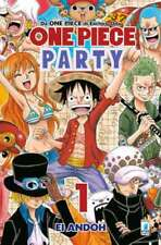 ONE PIECE PARTY 1 -  Star Comics