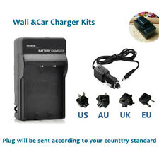 Rechargeable Battery NP-FW50 Charger For Sony SLT-A37Y SLT-A55 SLT-A35Y SLT-A37