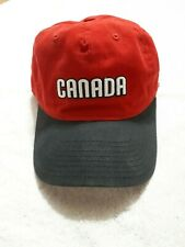*Canada Hat Mens One Size Fits All Ajustable*