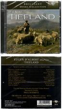 """EUGEN D'ALBERT """"Tiefland"""" (2 CD) Hoppe,Kuhse,Gutstein,Adam 2015 NEUF"""