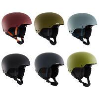 anon Raider 3 Herren-Snowboardhelm Skihelm Helm + Verstellrad Größenverstellung