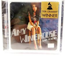 Amy Winehouse ♫ Back To Black ♫ Argentina IMPORT ♫ CD ♫ NEW SEALED