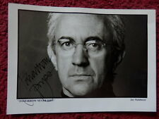 JONATHAN PRYCE  'TOMORROW NEVER DIES'  AUTOGRAPHED PHOTO
