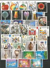 GB Gran Bretaña Año 1987 Conmemorativos Completo