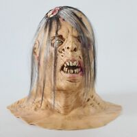 Horror Zombie Mask Headgear for Halloween Party Cosplay
