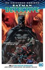 DC COMICS REBIRTH BATMAN DETECTIVE COMICS VOL 2 VICTIM TPB TRADE PAPERBACK