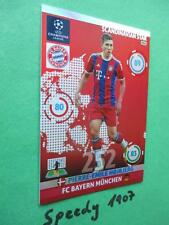 Champions League 2015 Scandinavian Star höjbjerg munich Panini Adrenalyn 14 15