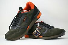 Replay RS680008S Shoes Trainers Black Camo Size UK 11 EUR 45