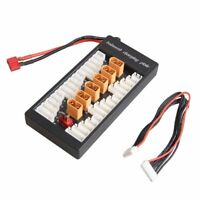 New Parallel Charging Balance Board for IMAX B6 B8 Battery Charger XT60 Plug