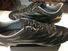 Mizuno REBULA 2 V1 Made in Japan Size 8.5 Mens (P1GA187950)- Black/Gold