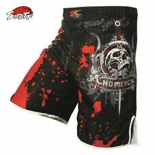 Mma Pro Kick Boxing Breathable Fitness Training Muay Thai Shorts Fight Pants