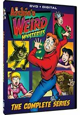 Archies Weird Mysteries-Complete Series (Dvd/Digital Hd/4 Disc)
