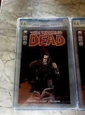 The Walking Dead #100 Second 2nd Print CGC 9.6 1st Negan Death Of Glenn