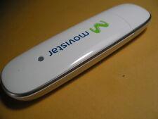 Modem USB 3G Huawei E1752Cu, libre para todo operador + dashboard Mobile Partner