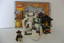 LEGO Orient Expedition Yeti's Hideout #7412 worldwide shipping