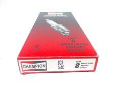 Box of 8 Spark Plugs Copper Plus Champion 803 N4C