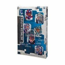 2002-03 Be A Player ITG Between the Pipes Hockey Hobby Box