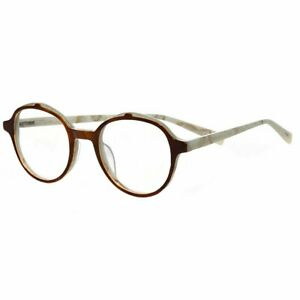 Eyebobs-2607 Flip-06 Orange Tortoise Horn +1.50