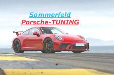 orig Porsche 997 GT3 MK1 + MK2 Klappenauspuff Umbau PSE Modifikation