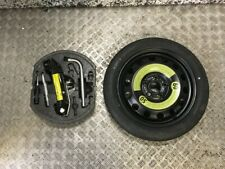 """08-14 VW SCIROCCO JACK SET AND 16"""" INCH 5 STUD SPACE SAVER SPARE WHEEL 125 70 16"""