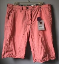 Jet Lag Boston Reversible Shorts Rose / Printed NWT 34