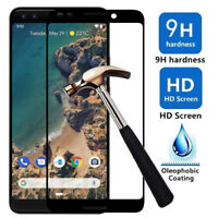 Full Coverage 9H Hardness Tempered Glass Screen Protector For Google Pixel 3 XL