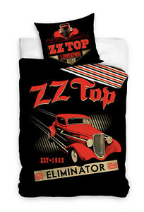 Zz Top Bed Cover 140/160 X 200 CM