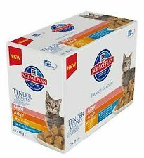 Hills Science Plan Cat Adult Pouch Mixed Light 12 x 85g - 19007