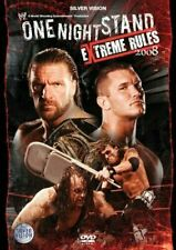 WWE One Night Stand Extreme Rules 2008, [DVD] *New & Factory Sealed*