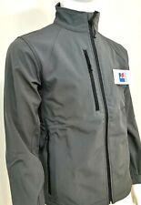 Softshell Jacke Herren Qualität grau Winddicht Army Look RUSSEL  Größe XL