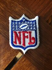 NFL IRON ON SHIELD PATCH 1 1/2""