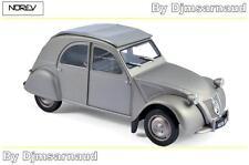 Citroën 2 CV A de 1950 Grey NOREV - NO 181497 - Echelle 1/18