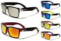 Mens or Womens Designer Sunglasses by Biohazard Rectangular Style Glasses New