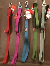 Dog leashes, Kong comfort padded handle traffic 4 ft. leash, many colors .�new