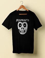 Misprints t tee shirt Bojack Horseman Humor Funny Netflix S M L X 2X 3X 4X 5X
