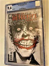 Detective Comics 880 * CGC 9.6 * Classic Iconic Jock Joker Cover 🔥🔥🔥