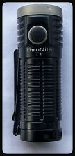ThruNite T1 Magnetic Tailcap Handheld Flashlights, 1500 lumens CW