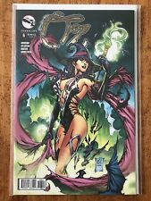 GRIMM FAIRY TALES: OZ #6 - KEN LASHLEY COVER A VARIANT ZENESCOPE - NM
