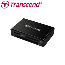 Transcend RDF8K Multi-Card Reader for SD/SDHC/SDXC/MS/CF Cards USB 3.0