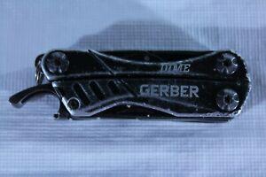Gerber Dime Black Multitool - Penny Auction No Reserve