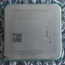 AMD a4-3300 a4-Series ad3300ojz22hx 2.5ghz Socket fm1 Dual Core Processor CPU