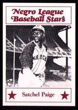 1986 Satchel Paige Negro League Baseball Stars #10 NRMT/MT .99 shipping Monarchs