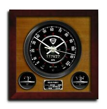 Volvo P1800 E Klok | Horloge | Clock | Uhr