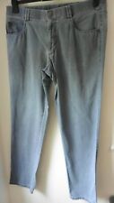 MEYER  MENS  DIEGO BLUE TROUSERS  JEANS SIZE 36W X 34L R20